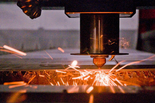 Metal Cutting Fabrication Service